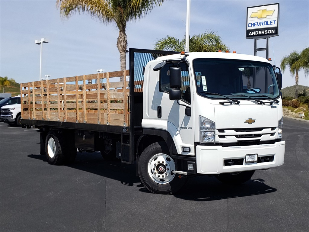 2019 Chevrolet LCF 6500XD Regular Cab 4x2, Martin Stake Bed #T19043 - photo 1