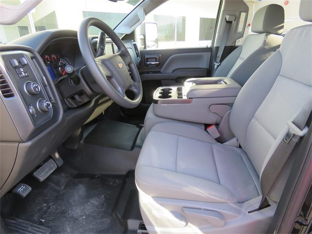 2019 Silverado 3500 Crew Cab DRW 4x4,  Norstar SD Hauler Body #T19082 - photo 11