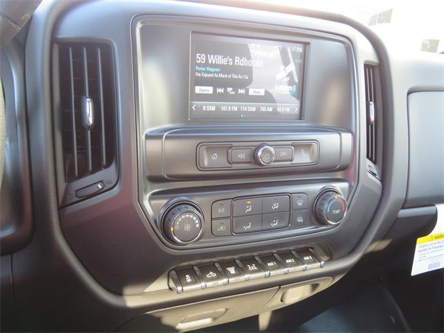 2019 Silverado 3500 Crew Cab DRW 4x4,  Norstar SD Hauler Body #T19082 - photo 12