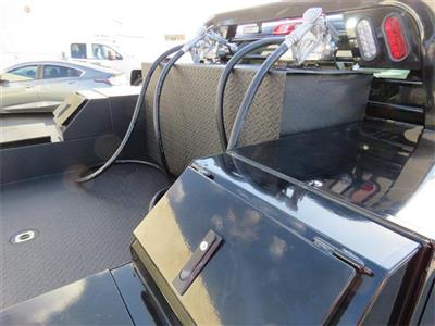 2019 Silverado 3500 Crew Cab DRW 4x4,  Norstar SD Hauler Body #T19082 - photo 6