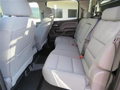 2019 Silverado 3500 Crew Cab DRW 4x4,  Norstar SD Hauler Body #T19082 - photo 10