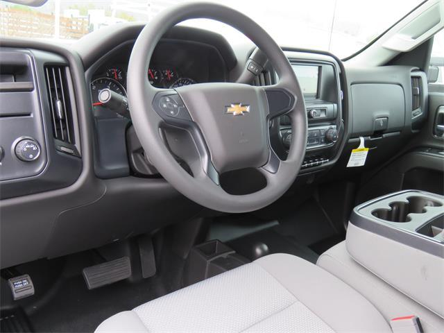 2019 Silverado 3500 Crew Cab 4x4,  Harbor TradeMaster Service Body #T19087 - photo 12