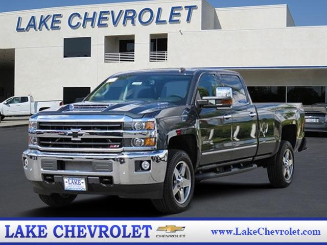 2019 Silverado 2500 Crew Cab 4x4,  Pickup #T19088 - photo 1
