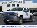 2019 Silverado 2500 Double Cab 4x2,  Cab Chassis #T19176 - photo 1