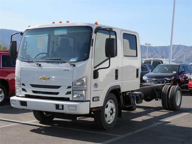 2019 LCF 5500XD Crew Cab 4x2,  Cab Chassis #T19185 - photo 1
