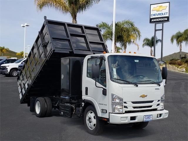 2019 Chevrolet LCF 5500XD Regular Cab 4x2, Martin Landscape Dump #T19257 - photo 1