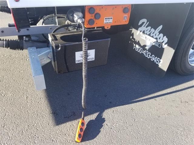 2019 Silverado Medium Duty Regular Cab DRW 4x2,  Harbor SawMaster Saw Body #T19390 - photo 10