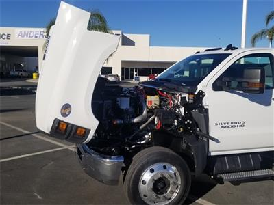 2019 Silverado Medium Duty DRW 4x2,  Harbor SawMaster Saw Body #T19390 - photo 13