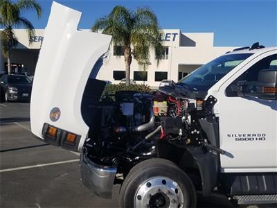 2019 Silverado Medium Duty Regular Cab DRW 4x2,  Harbor SawMaster Saw Body #T19390 - photo 15