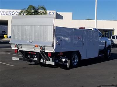 2019 Silverado Medium Duty Regular Cab DRW 4x2,  Harbor SawMaster Saw Body #T19390 - photo 2