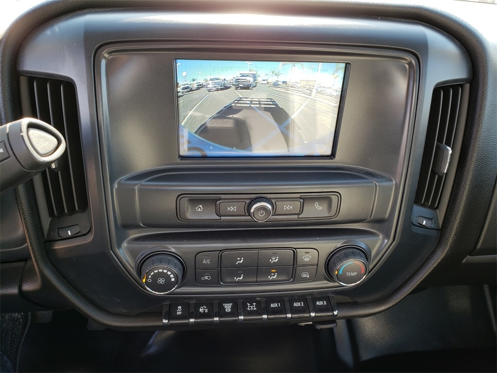 2019 Silverado Medium Duty Regular Cab DRW 4x2,  Cab Chassis #T19392 - photo 1