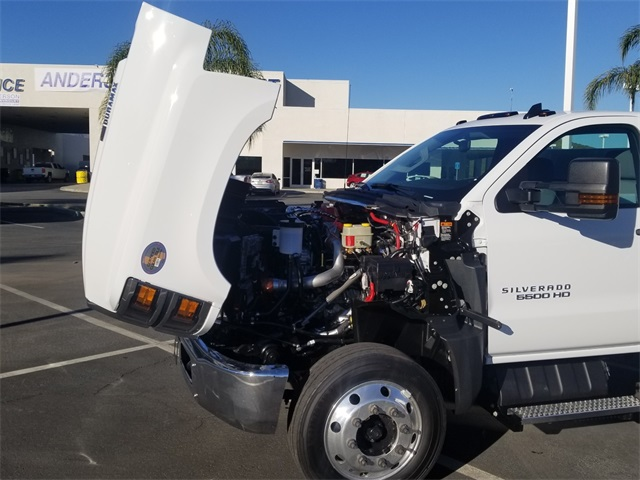 2019 Silverado Medium Duty Regular Cab DRW 4x2,  Harbor SawMaster Saw Body #T19422 - photo 13