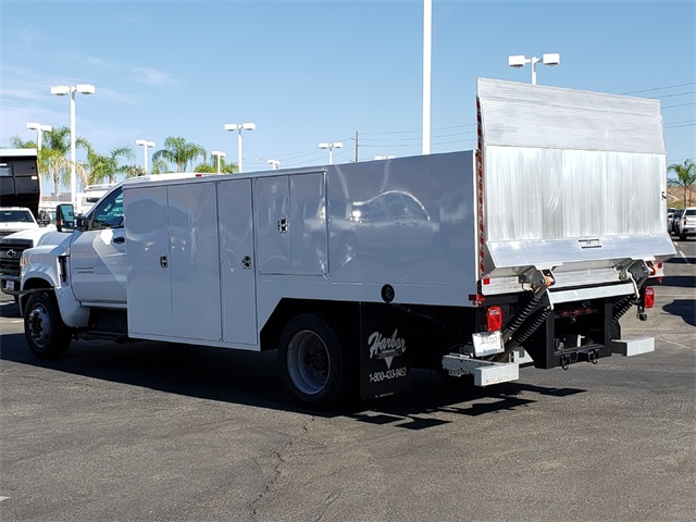 2019 Silverado Medium Duty Regular Cab DRW 4x2,  Harbor SawMaster Saw Body #T19422 - photo 6