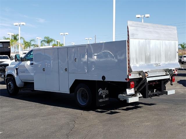 2019 Silverado Medium Duty Regular Cab DRW 4x2,  Harbor SawMaster Saw Body #T19422 - photo 5