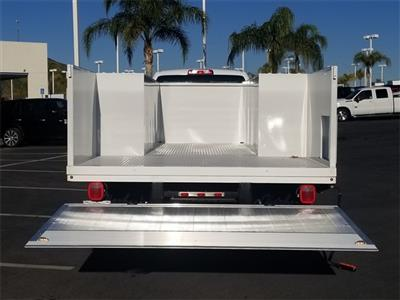 2019 Silverado Medium Duty Regular Cab DRW 4x2,  Harbor SawMaster Saw Body #T19422 - photo 12