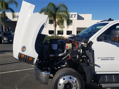 2019 Silverado Medium Duty Regular Cab DRW 4x2,  Harbor SawMaster Saw Body #T19422 - photo 15