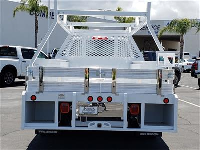 2019 Chevrolet Silverado 5500 Regular Cab DRW 4x2, Scelzi CTFB Contractor Body #T19468 - photo 4