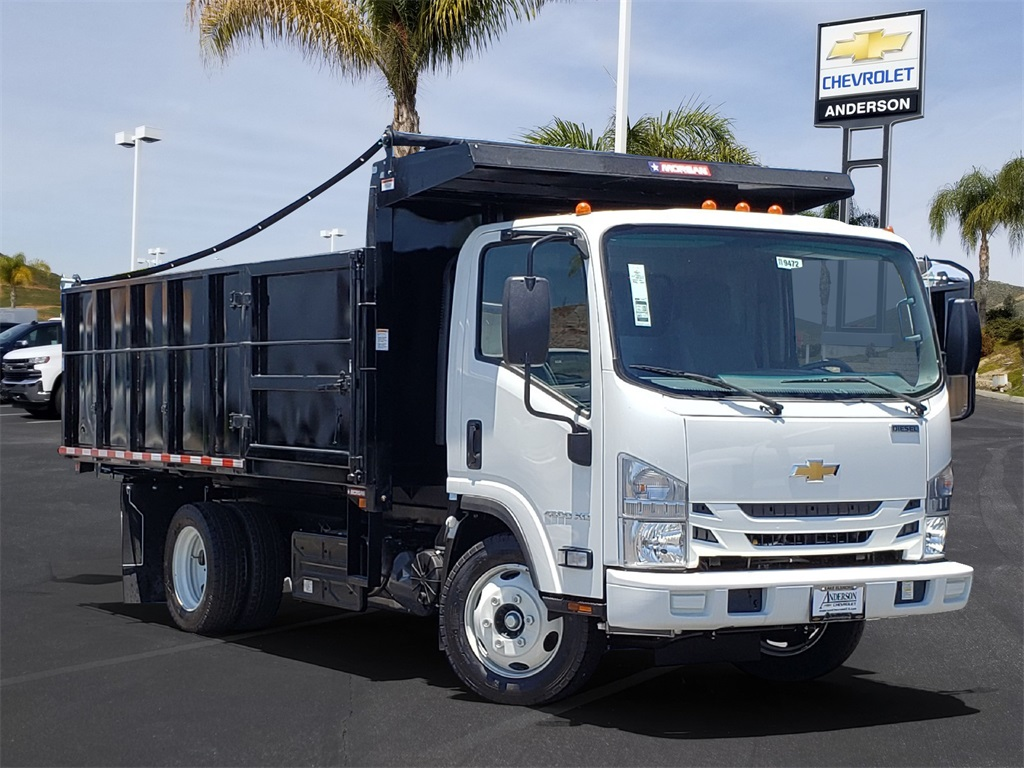 2019 Chevrolet LCF 4500XD Regular Cab 4x2, Morgan Landscape Dump #T19472 - photo 1