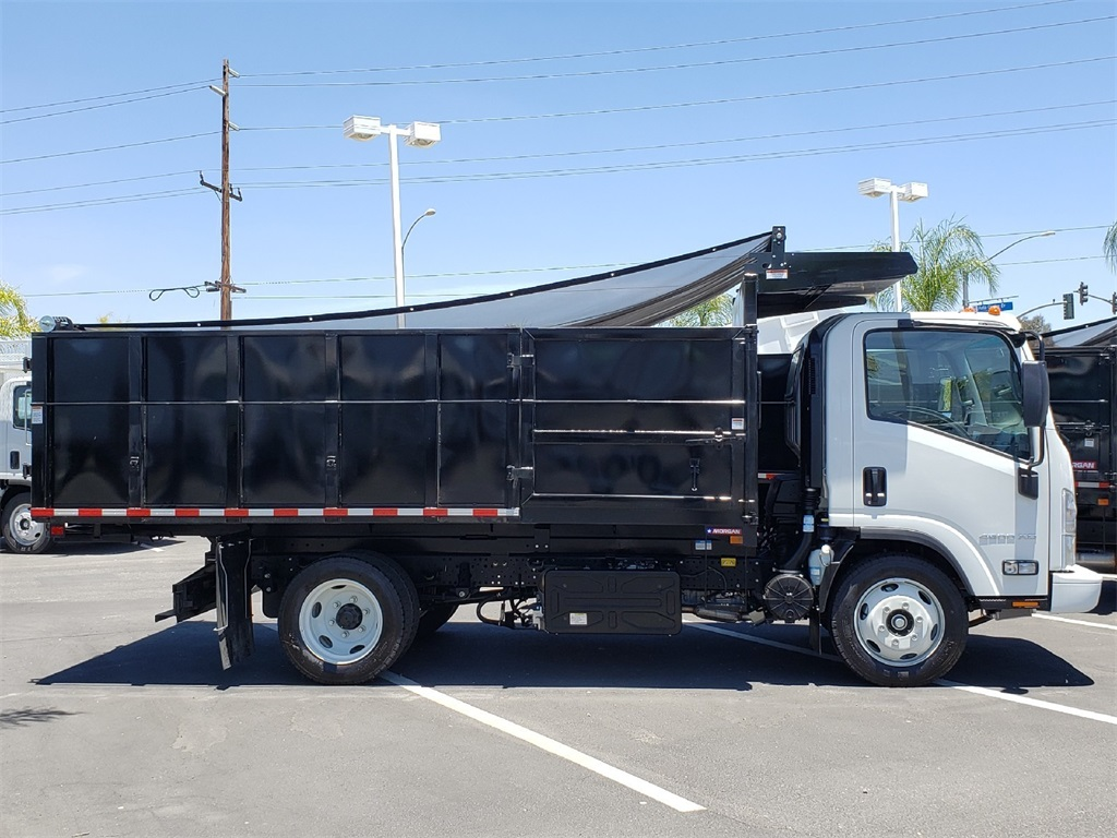 2019 LCF 4500XD Regular Cab 4x2,  Morgan Landscape Dump #T19472 - photo 1