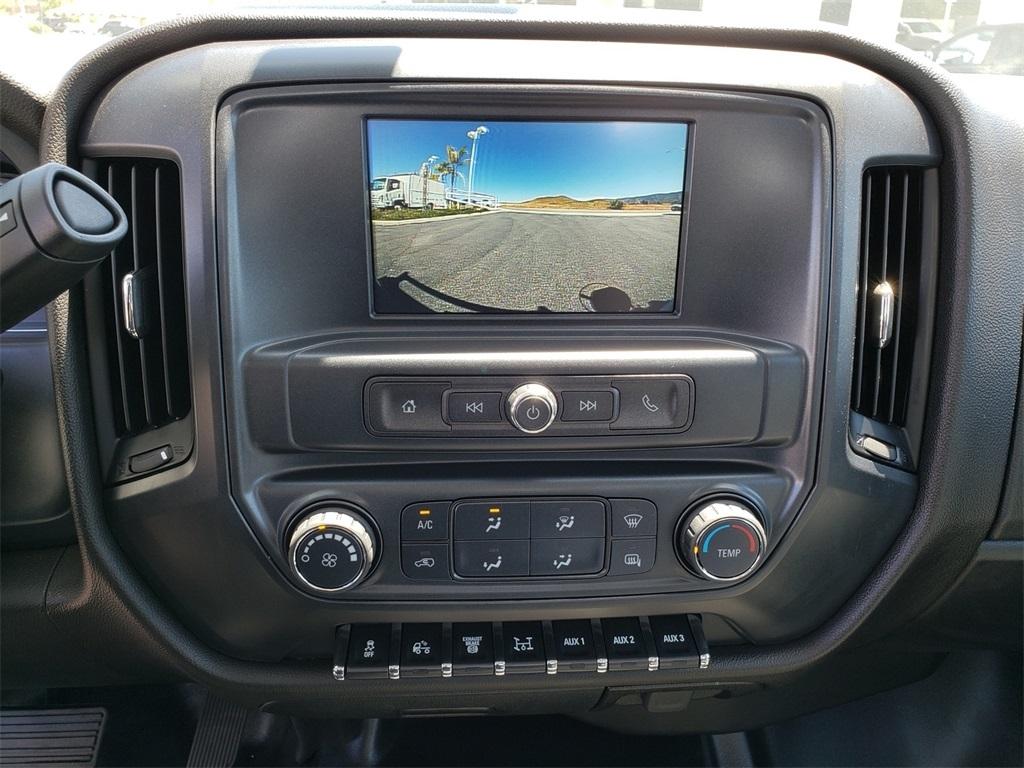2019 Chevrolet Silverado Medium Duty Regular Cab DRW 4x2, Scelzi CTFB Contractor Body #T19479 - photo 10