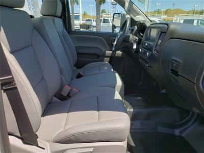 2019 Chevrolet Silverado Medium Duty Regular Cab DRW 4x2, Scelzi CTFB Contractor Body #T19479 - photo 6