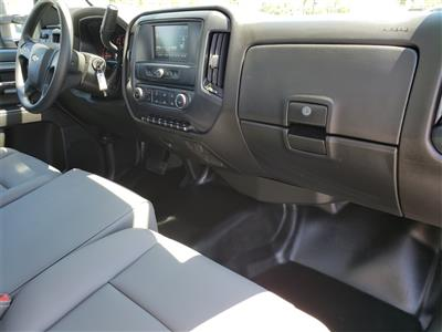 2019 Chevrolet Silverado Medium Duty Regular Cab DRW 4x2, Scelzi CTFB Contractor Body #T19479 - photo 7