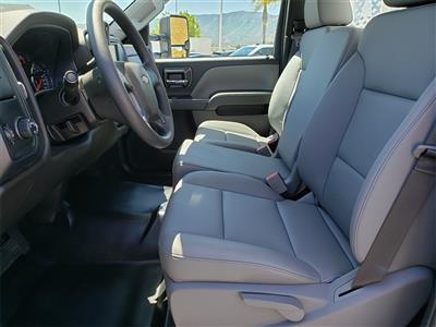2019 Chevrolet Silverado Medium Duty Regular Cab DRW 4x2, Scelzi CTFB Contractor Body #T19479 - photo 9