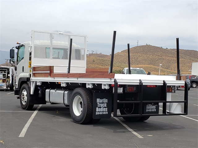 2019 LCF 6500XD Regular Cab 4x2,  Martin Platform Body #T19559 - photo 1