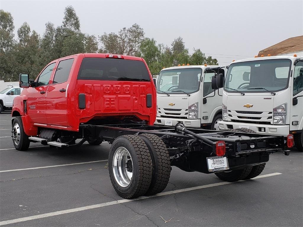 2019 Silverado 6500 Crew Cab DRW 4x2, Cab Chassis #T19571 - photo 1
