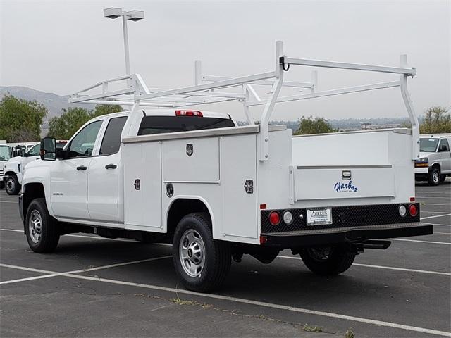 2019 Silverado 2500 Double Cab 4x2,  Harbor Service Body #T19678 - photo 1