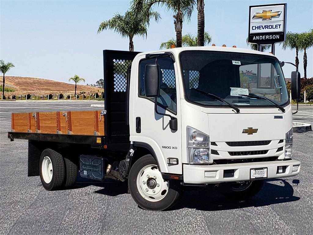 2020 Chevrolet LCF 5500XD Regular Cab 4x2, Metro Truck Body Dump Body #T19682 - photo 1