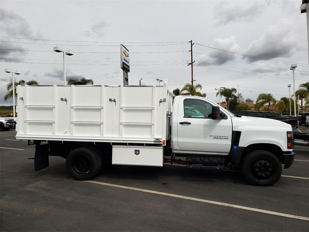 2019 Silverado Medium Duty Regular Cab DRW 4x2, Martin Landscape Dump #T19708 - photo 1