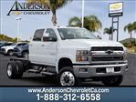 2019 Silverado Medium Duty Crew Cab DRW 4x4,  Cab Chassis #T19740 - photo 1