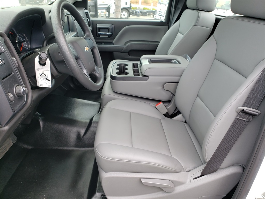 2019 Silverado Medium Duty Regular Cab DRW 4x2, Cab Chassis #T19750 - photo 1