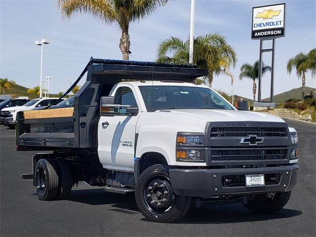 2019 Silverado Medium Duty Regular Cab DRW 4x2,  Cab Chassis #T19757 - photo 1