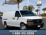 2019 Express 2500 4x2,  Masterack Upfitted Cargo Van #T19766 - photo 1