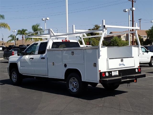 2019 Silverado 2500 Double Cab 4x2,  Harbor Service Body #T19794 - photo 1