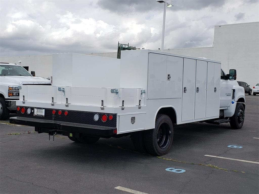 2019 Silverado Medium Duty Regular Cab DRW 4x2, Harbor Combo Body #T19844 - photo 1
