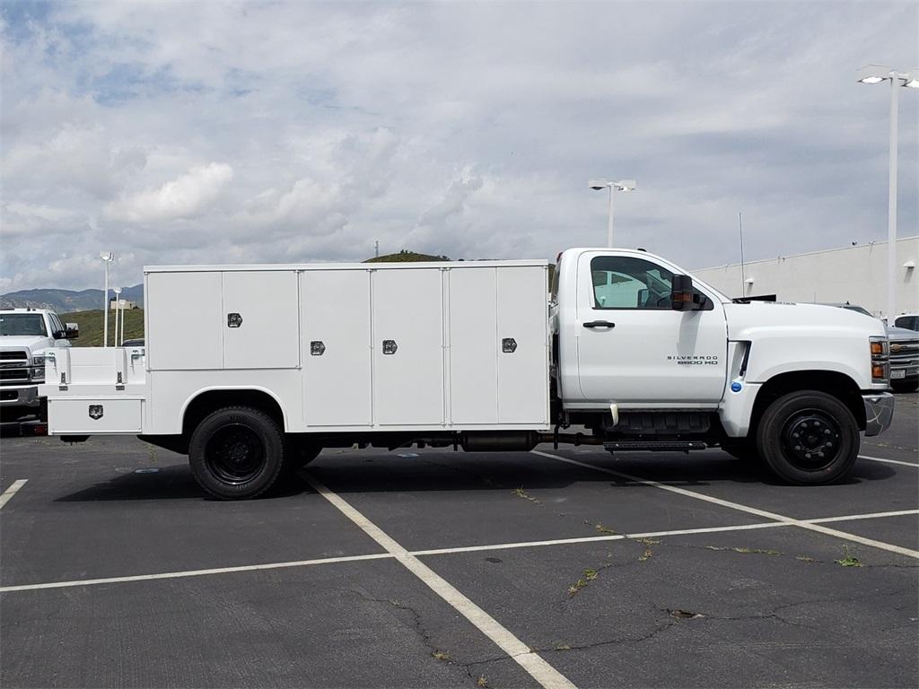 2019 Silverado Medium Duty Regular Cab DRW 4x2, Harbor Combo Body #T19845 - photo 1