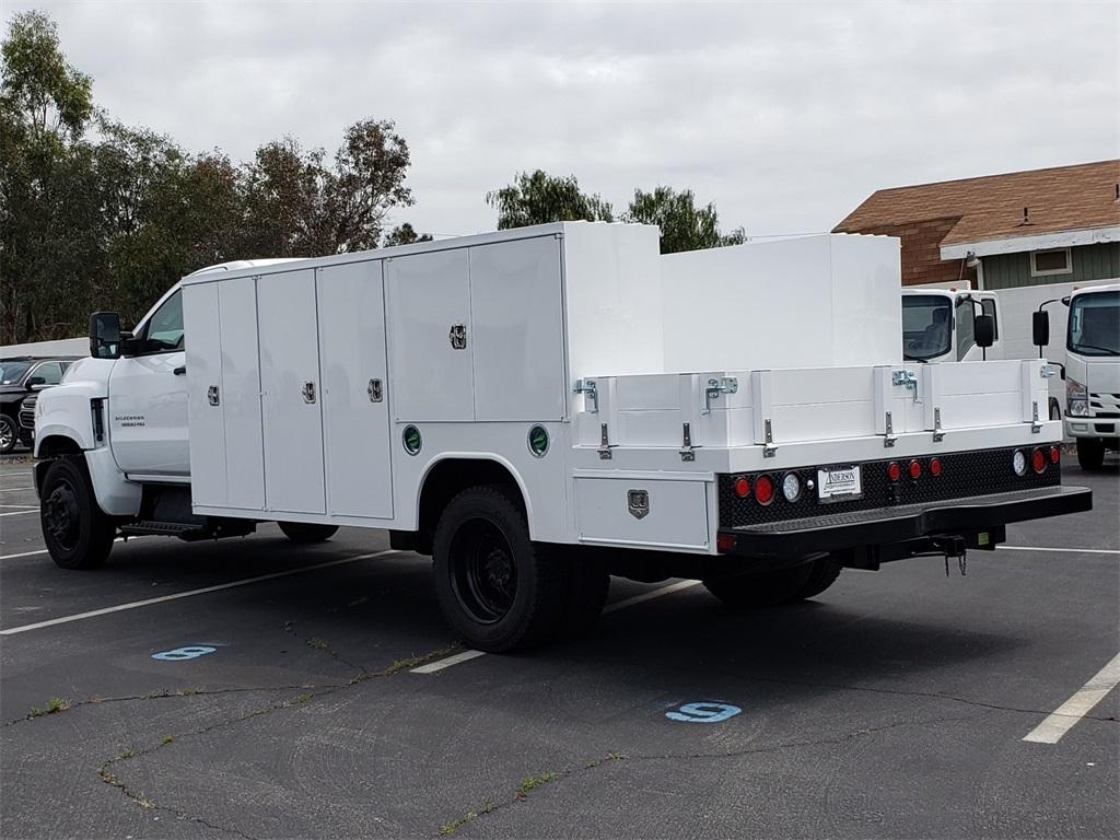 2019 Chevrolet Silverado Medium Duty Regular Cab DRW 4x2, Harbor Combo Body #T19845 - photo 1