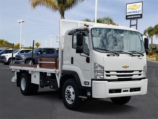 2020 Chevrolet LCF 6500XD Regular Cab 4x2, Martin Stake Bed #T20124 - photo 1