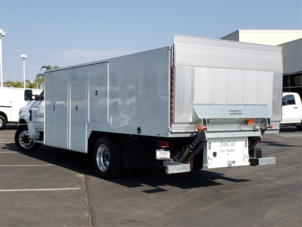 2020 Chevrolet Silverado 6500 Regular Cab DRW 4x2, Saw Body #T20230 - photo 1
