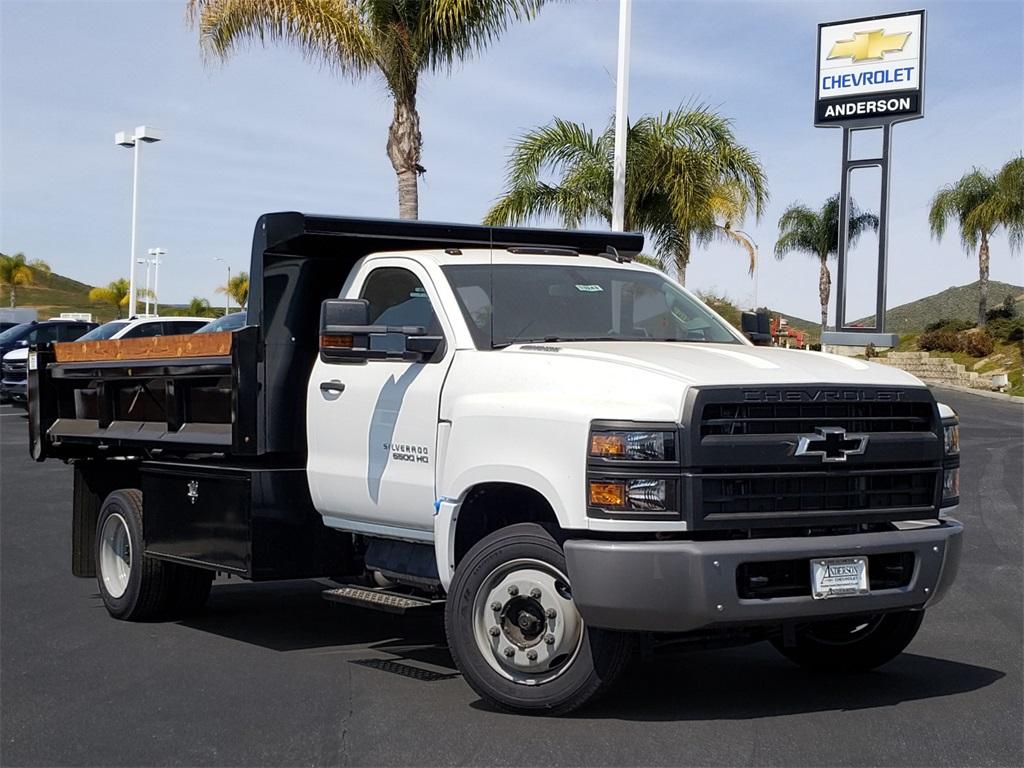 2020 Chevrolet Silverado 6500 Regular Cab DRW 4x2, Rugby Dump Body #T20243 - photo 1
