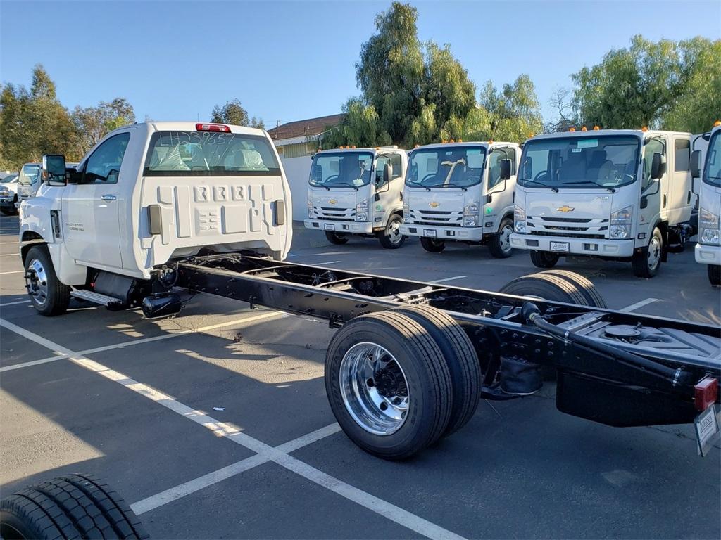 2020 Silverado 6500 Regular Cab DRW 4x2, Cab Chassis #T20265 - photo 1