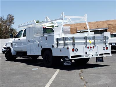 2020 Chevrolet Silverado 5500 Crew Cab DRW 4x2, Scelzi SEC Combo Body #T20376 - photo 2