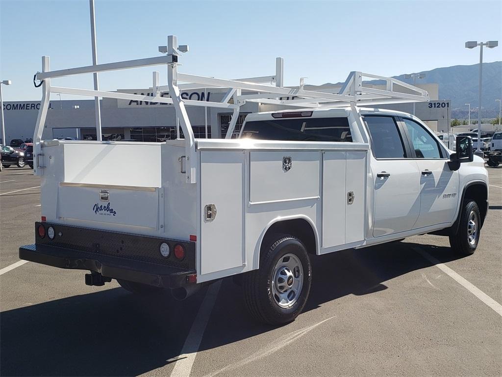 2020 Chevrolet Silverado 2500 Crew Cab 4x4, Service Body #T20443 - photo 1