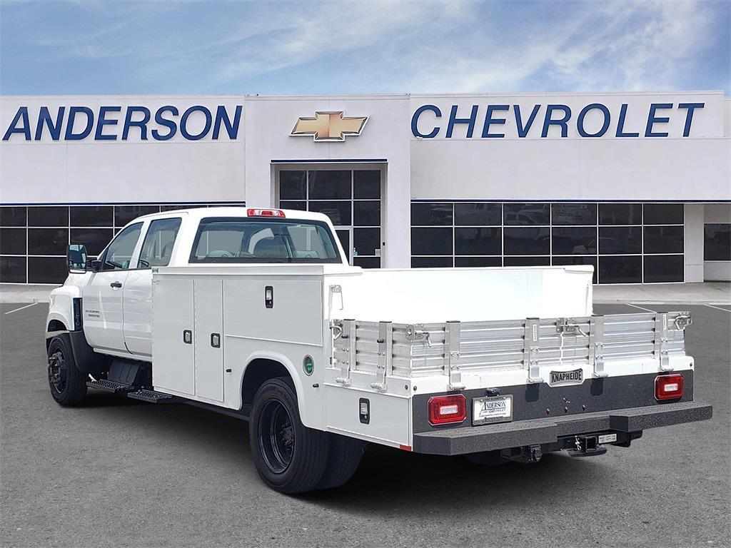 2020 Chevrolet Silverado 5500 Crew Cab DRW 4x2, Knapheide Combo Body #T20610 - photo 1