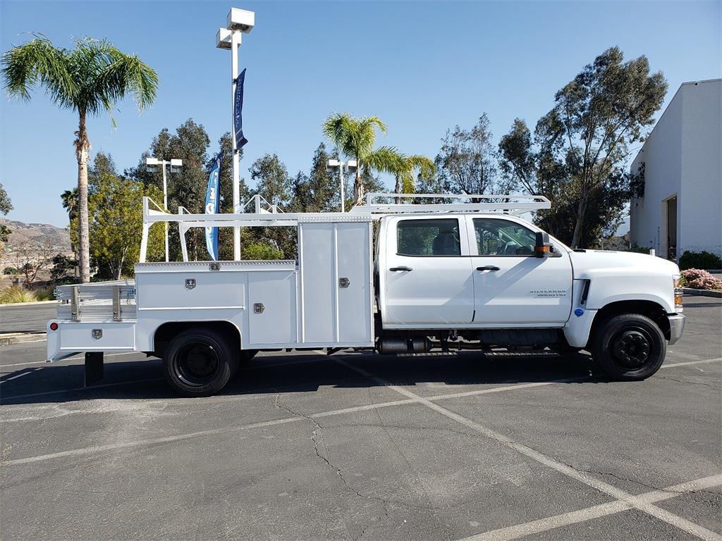 2021 Chevrolet Silverado 4500 Crew Cab DRW 4x2, Scelzi Combo Body #T21380 - photo 1