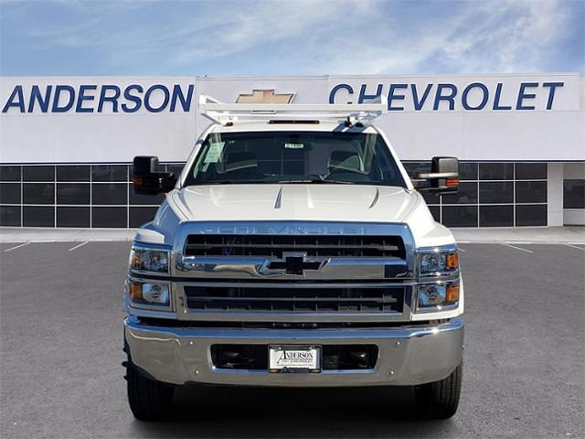 2021 Chevrolet Silverado 5500 Crew Cab DRW 4x2, Scelzi Combo Body #T21426 - photo 1