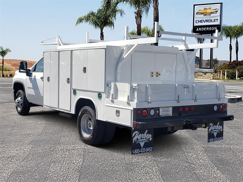 2021 Chevrolet Silverado 3500 Regular Cab 4x4, Harbor Combo Body #T21588 - photo 1
